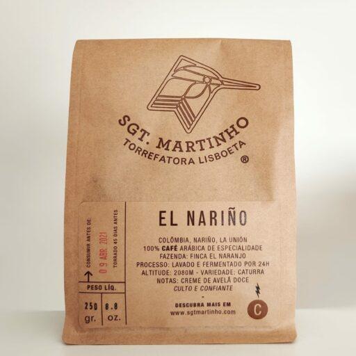 Café Colômbia El Nariño